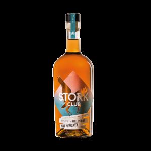 STORK CLUB Full Proof Rye Whiskey  | 55% 0,5l