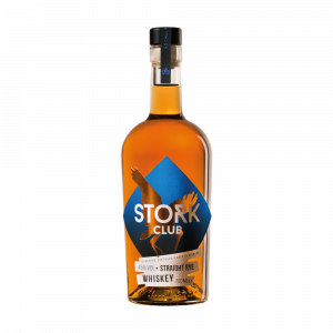 STORK CLUB Straight Rye Whiskey | 45% 0,7l