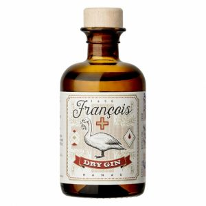 François – Hanau Dry Gin MINI | 45% 0,04l
