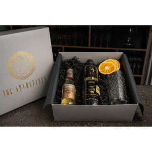 BOTTLE IN THE BOX // Freimut Vodka