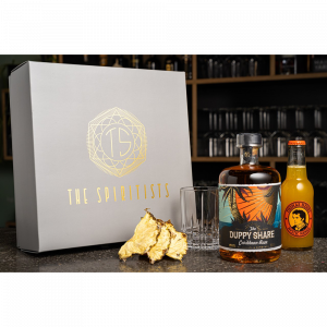 BOTTLE IN THE BOX // The Duppy Share Rum