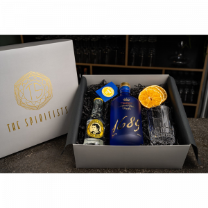 BOTTLE IN THE BOX  // Gin 1689