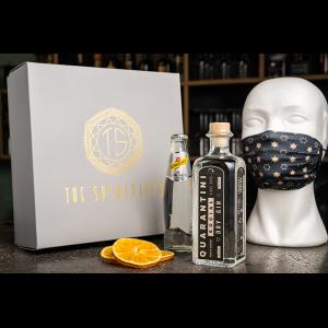 BOTTLE IN THE BOX // Quarantini – Social Dry Gin