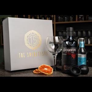 SPIRIT IN THE BOX // Brockmans Gin