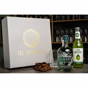 BOTTLE IN THE BOX // Amato Gin