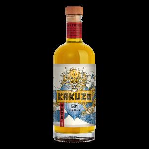 Kakuzo Yuzu Gin Liqueur | 20%  0,7l