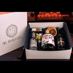 MIXING IN THE BOX // Kölsche Hofburg & DormaGin Sloe Gin